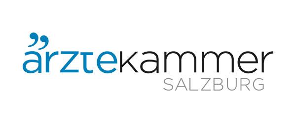Logo Ärztekammer Salzburg